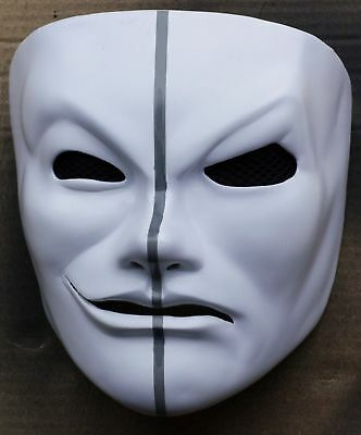 Da Kurlzz SS mask from Hollywood Undead - Hollywood Undead Mask