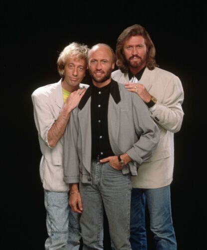 THE BEE GEES - MUSIC PHOTO #129