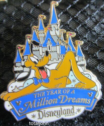 59535 Costco Travel - DLR - Year of a Million Dreams - Pluto Pin