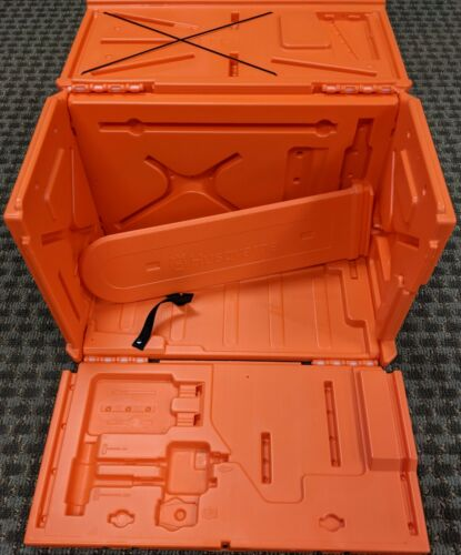 """Husqvarna """"Powerbox"""" Chainsaw Carrying Case - Unassembled"""