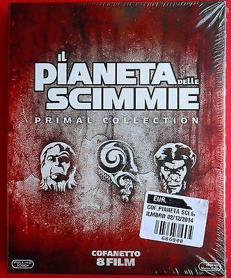 box sets blu ray disc il pianeta delle scimmie planet of the apes box set 8 film Dell Blu Ray Disc