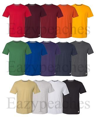 Russell Athletic - Men's Essential Blend Performance Tee, Sports T-Shirt, (Mens Performance Tee)