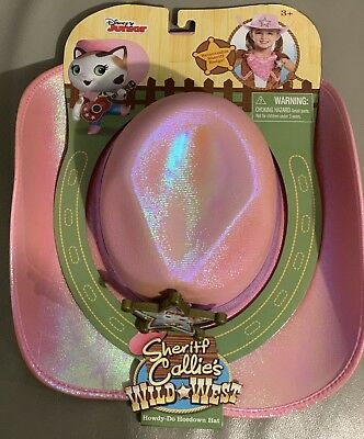 NEW Sheriff Callie Cowgirl Hat (Callie Cowgirl)
