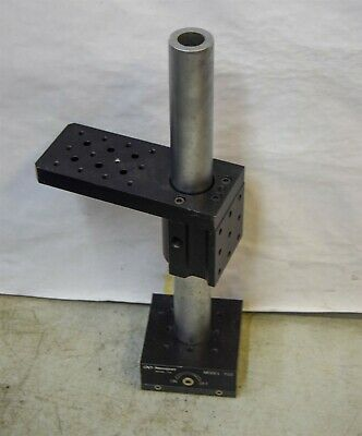 Newport 300-p Optical Rod Platform With 45 Post 150 Base 1