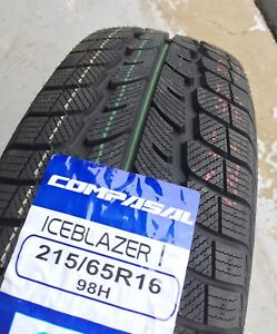 215/65R16 Winter Tires Brand New Set of 4