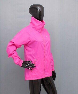KARI TRAA Microlight Jacket Ifo Pink Climbing Running L Brand New