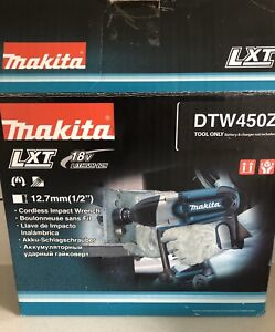 Makita 1/2'' Impact Wrench SKIN ONLY
