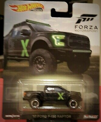 Hot Wheels Car Culture '17 Ford F-150 Raptor 1:64 Desert Rally 4 of 5