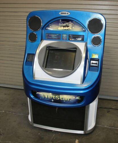 Rowe AMI Netstar internet jukebox - Tested good - located in Las Vegas