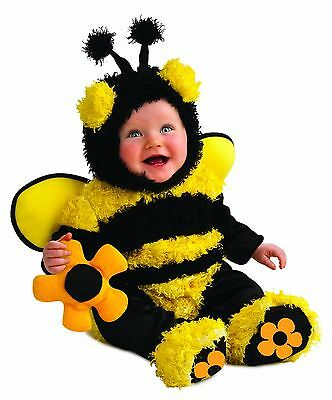 Rubies Buzzy Bee Infant Toddler Cute Adorable Baby Halloween Costume 885168