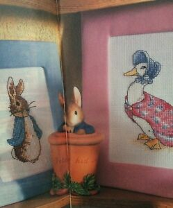 Peter Rabbit and Jemima Puddle-Duck Cross Stitch Charts