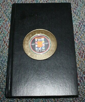 The Official US Casino Chip Price Guide 1999 1st Limited Ed #962/1000 CAMPIGLIA