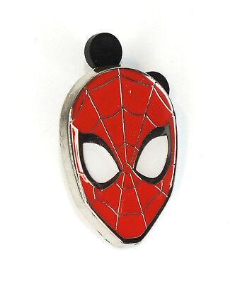 Pin Head Mask (Disney Pin Trading Marvel Universe Spiderman Mask Face Head Small Pin)