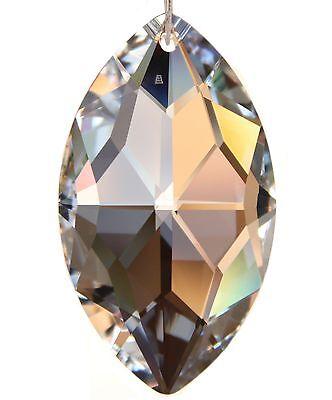 Swarovski Kristalle Mandala 50mm Tropfen Regenbogenkristall Deko für Feng Shui