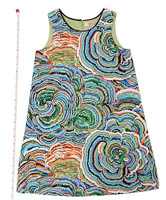Childrens Designer Boutique (Designer Boutique Style Little Girls Cotton Fun & Colorful Floral Print Dress)
