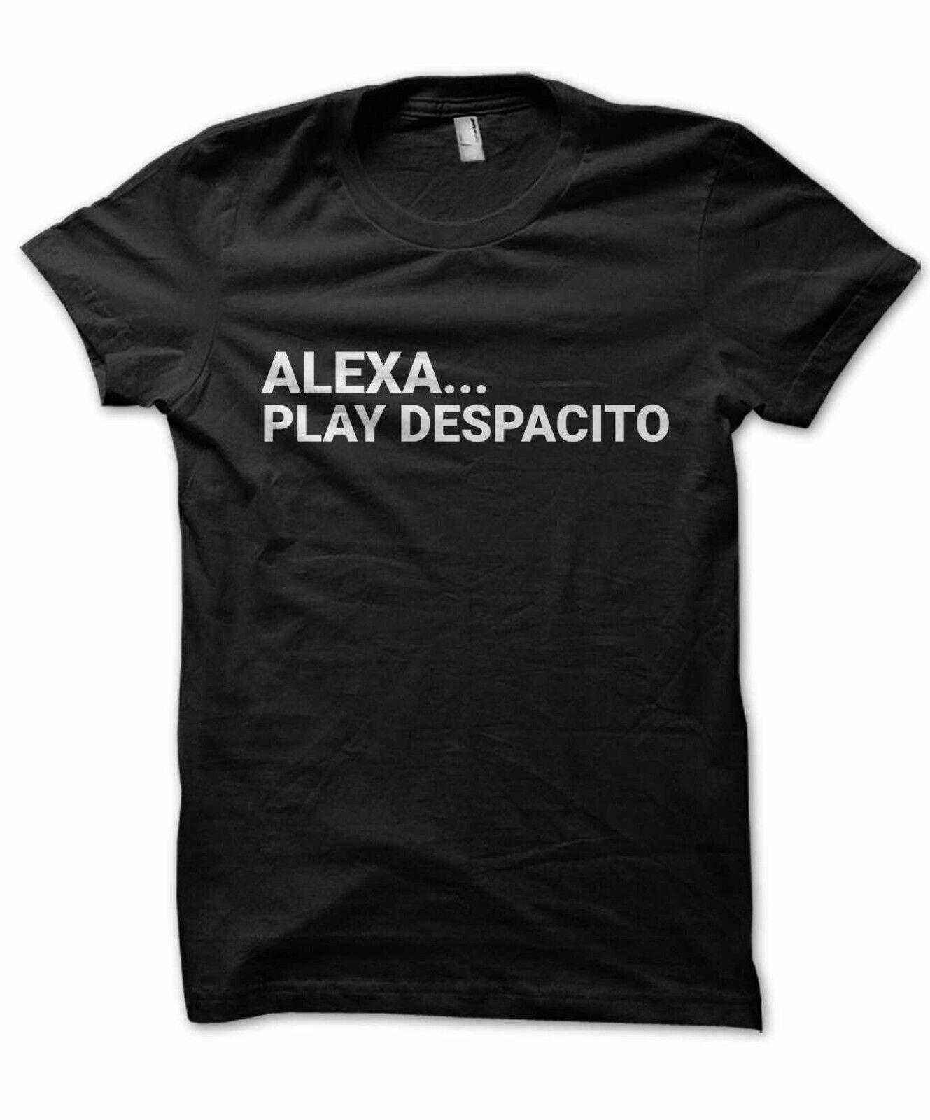 Pewdiepie Despacito Shirt, Alexa Play Despacito T-Shirt, Sarcastic Shirt