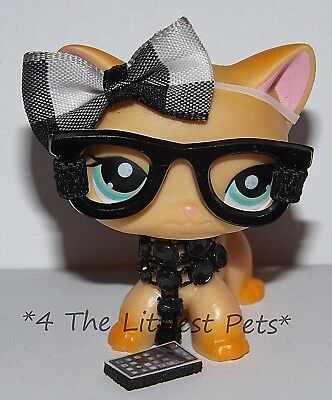 💞Littlest Pet Shop clothes LPS accessories Custom LOT *CAT/DOG NOT INCLUDED*💖