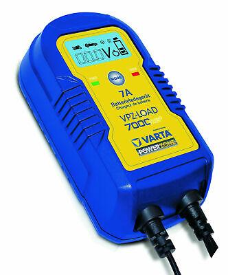 Batterie-Ladegerät Varta VPZ-LOAD 7000PLUS 12V/24V 14-100Ah AGM/GEL/MF/VRLA/WET