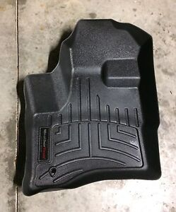 LINCOLN MKS WEATHERTECH FLOOR MATS