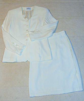 weißes Kostüm von Betty Barclay Größe 38 (Betty Kostüme)