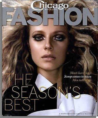 Chicago Magazine Fashion - 2006, Spring - The Season's Best: Men on