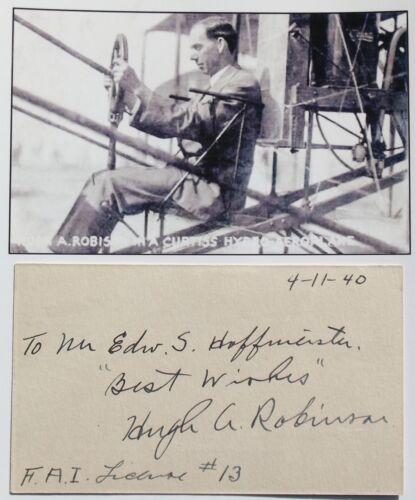 Hugh Robinson