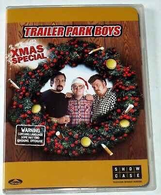 Trailer Park Boys: Xmas Christmas special on DVD. With Special Features! ()