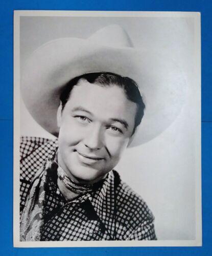 """""""MONTE HALE"""" the singing Cowboy & Western Movie Star  - movie photo still"""