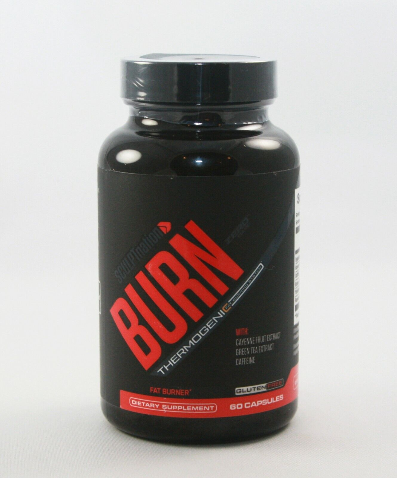 SCULPTnation BURN Thermogen Dietary Supplement 60 Capsules