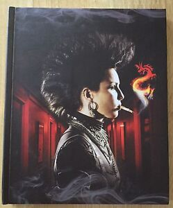 STIEG LARSSON's DRAGON TRILOGY BLU RAY EXTENDED VERSIONS 4 DISCS