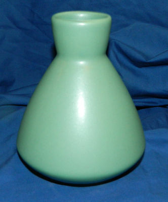"TECO POTTERY APOLLO VASE 7"" Tall  FRITZ ALBERT Arts and Crafts  GET IT FAST!"