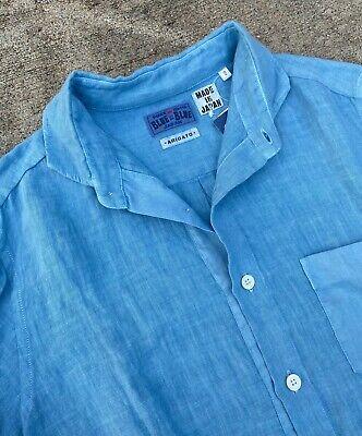 Blue Blue Japan Indigo dyed Shirt