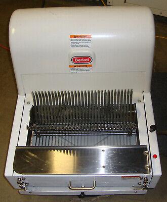 Berkel Mb 12 Mb12 Countertop Electric Bread Slicer 110 V