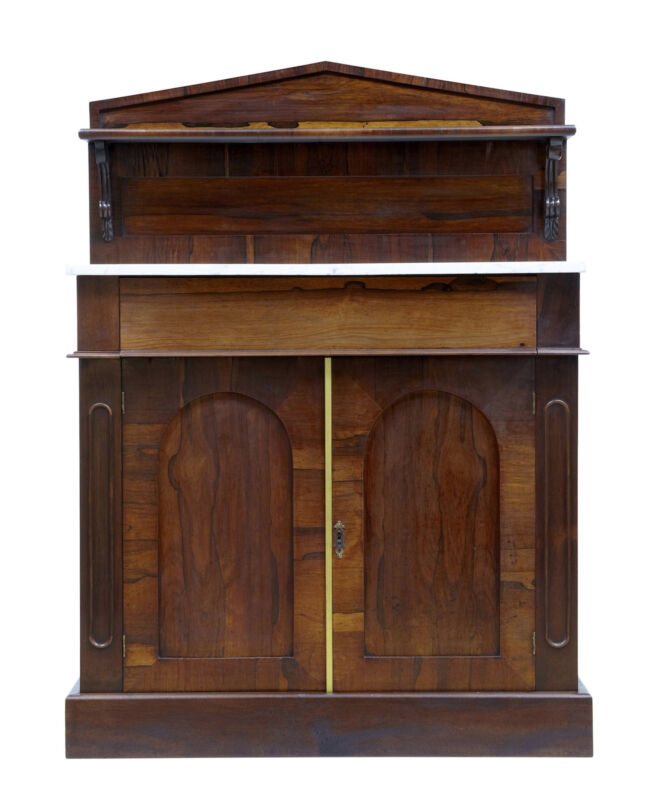 WILLIAM IV PALISANDER CHIFFONIER SIDEBOARD