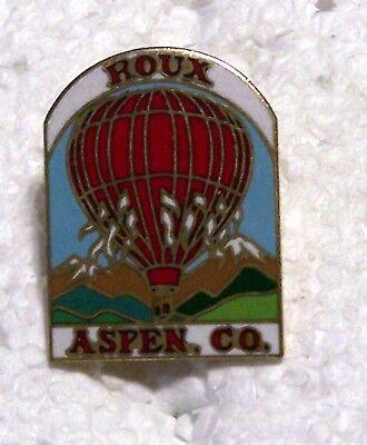 HOUX ASPEN CO. BALLOON PIN