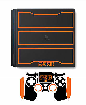PS4 PRO DECAL - Edition Sets - Sticker Cover (the Best on