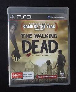THE WALKING DEAD - PLAYSTATION 3 Algester Brisbane South West Preview