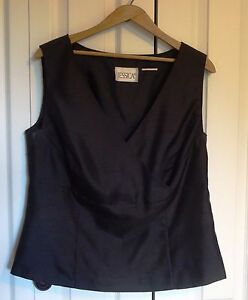 Dressy sleeveless top and many other t-shirts and blouses