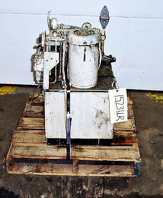 Sls1d32 Parker Hydraulic Power Supply Tank 13gal  15231lr