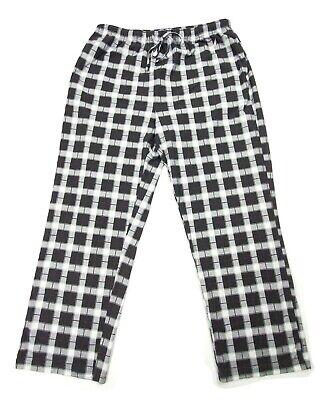 Nautica Sleepwear Men's Soft Fleece Lounge Pajama Pants XXL