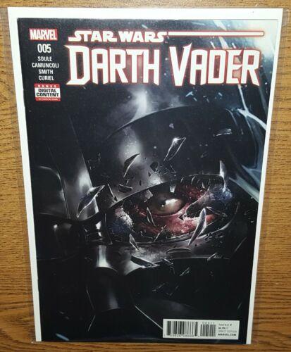 Darth Vader #5 (NM) (2017) STAR WARS Marvel Comics !HTF!