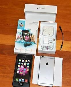 AS NEW Apple iPhone 6 Plus 16GB Unlocked. LifeProof case etc. Hillarys Joondalup Area Preview