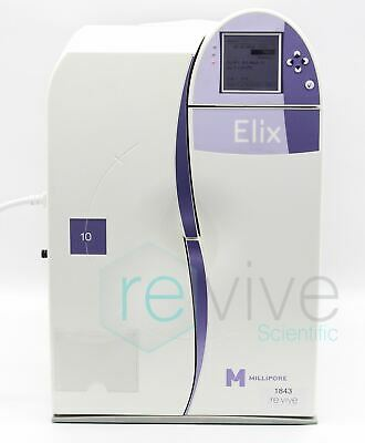 Millipore Elix Reference 10 Water Purification System