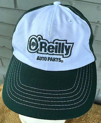 Oreilly Auto Parts Light Weight Adjustable Baseball Cap Hat