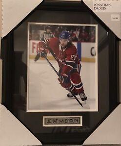 Jonathan Drouin Montreal Canadiens Photo Framed