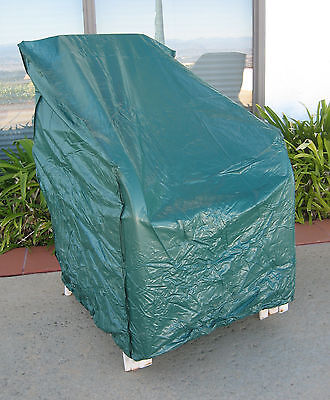 OUTDOOR FURNITURE CHAIR COVER