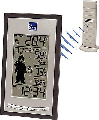 Ws 9630Twc It La Crosse Technology Wireless Weather Station Tx37u It Refurbished