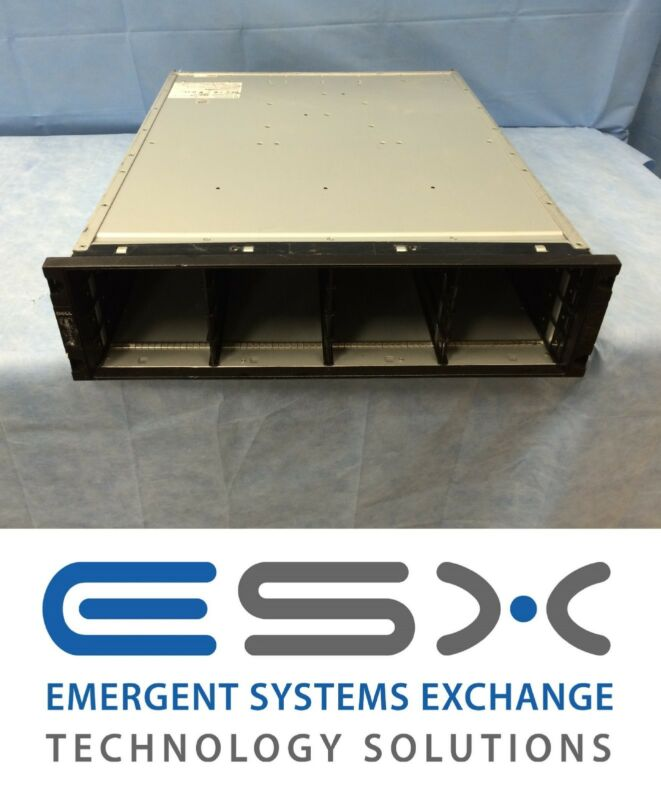 Dell EqualLogic PS5000E Dual Controller Chassis - 2x Type 5 Controller