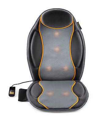Medisana Vibrationsmassage Massagesitzauflage Massagegerät Massagematte MC 810