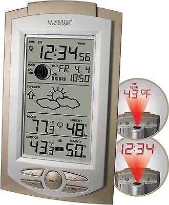 Ws 9031U La Crosse Technology Wireless Forecast Projection Weather Station Tx7u